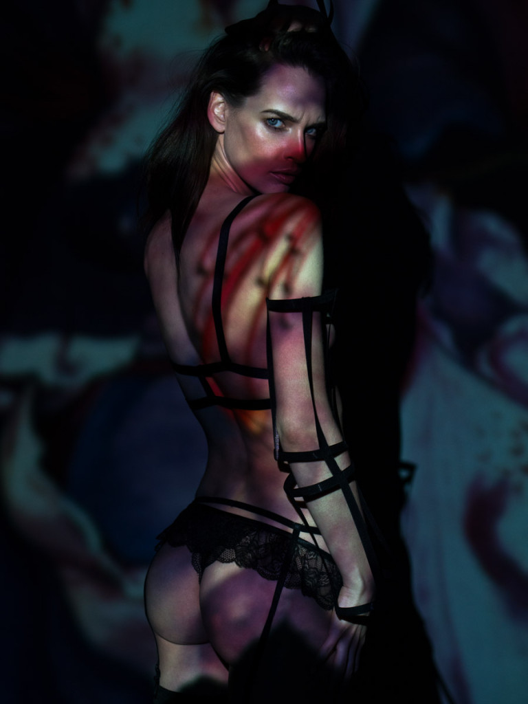 Fotograf: Dennis Rethers Model: Janneke Jeurissen H&M: Arthur Auinger