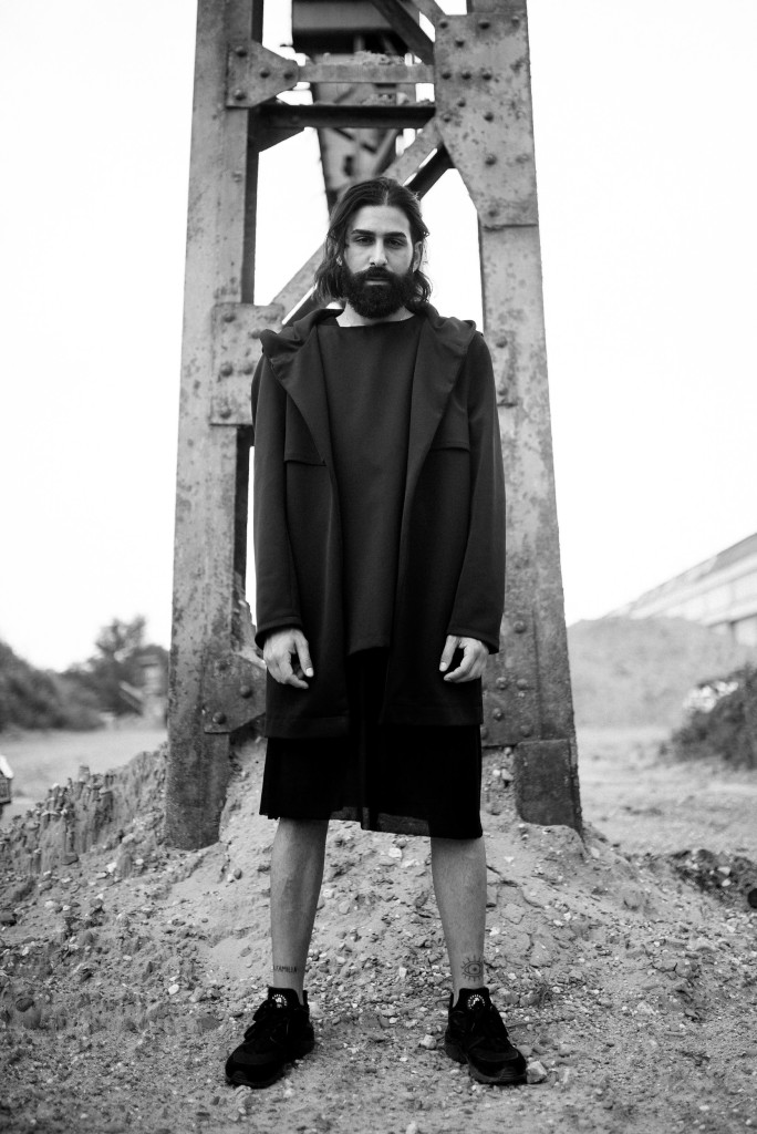 Photographer: Nicola Rehbein // Model: Arno Miran