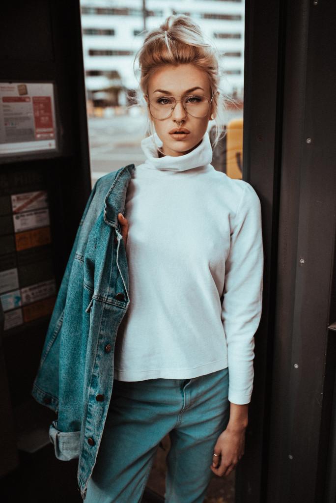 Photographer: Nicola Rehbein // Model: Marla Singer X