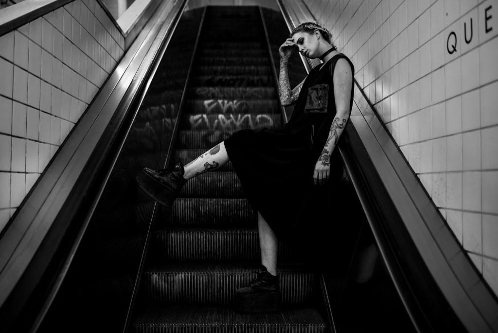 Photo: Nicola Rehbein // Model: Scarlett Simonheit // Hair & Makeup: Teresa Hofmeister