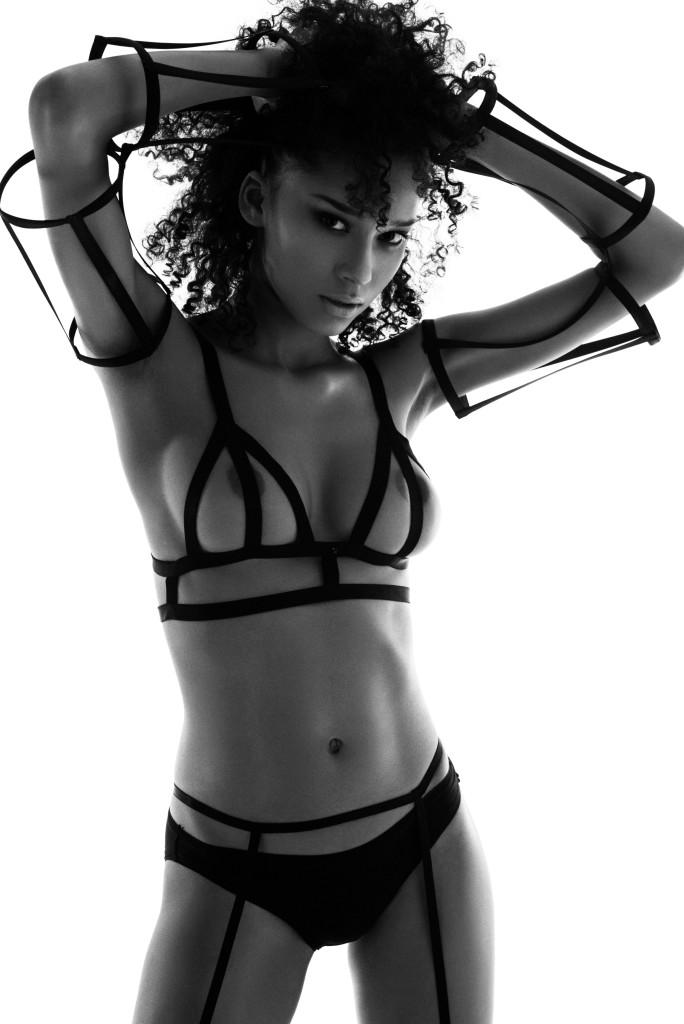 Photographer: Oliver Meyer // Model: Janine Risse // H&M: Natacha Mua
